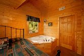 Jacuzzi Tub in King Bedroom