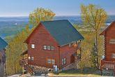 Premium 2 Bedroom Cabin in Starr Crest Resort