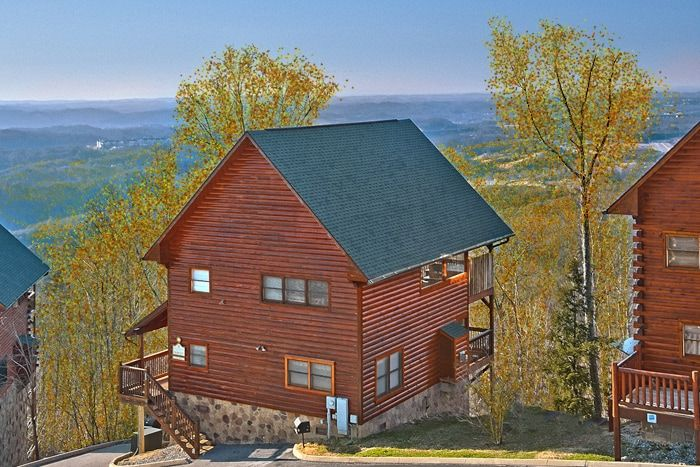 Premium 2 Bedroom Cabin in Starr Crest Resort - Lucky Break