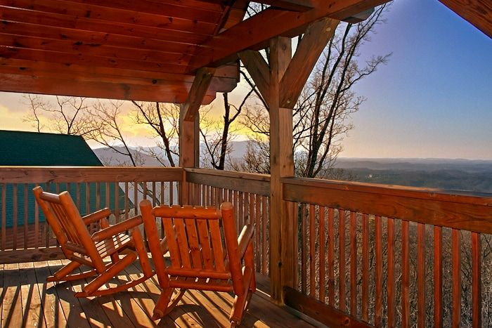 Star Crest Resort 2 Bedroom Cabin with Views - Lucky Break