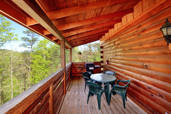 Pigeon Forge 1 Bedroom Cabin in Arrowhead Resort - It's About Time