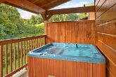Cozy Hot Tub on Private Deck