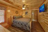 5 Bedroom Cabin with 5 Walk-In Showers