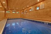 8 Bedroom Cabin with a Private Indoor Pool