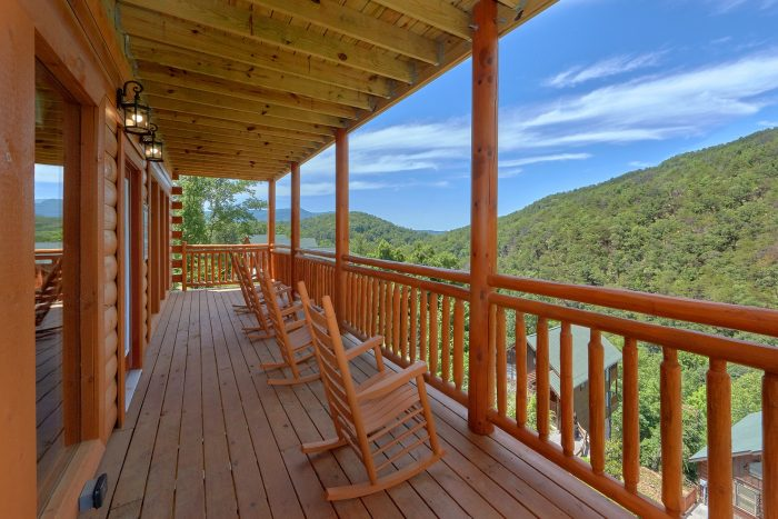 8 Bedroom Pool Cabin with a Mountain View - Marco Polo