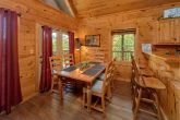 Premium 3 bedroom cabin with Dining room