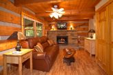 Rustic 1 Bedroom Cabin with Fireplace