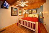 1 Bedroom Cabin with 1 Queen Bed