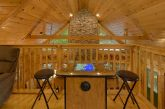 Spacious 4 Bedroom Cabin in Gatlinburg Sleeps 8