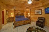 Large Game Room 4 Bedroom Gatlinburg Sleeps 8