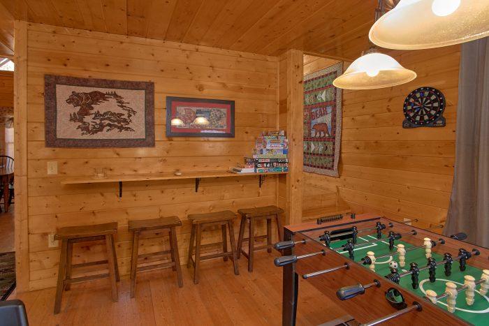 2 Bedroom Cabin Sleeps 6 Outdoor Picnic Table - Moonglow