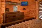 Cabin with 3 private master suites