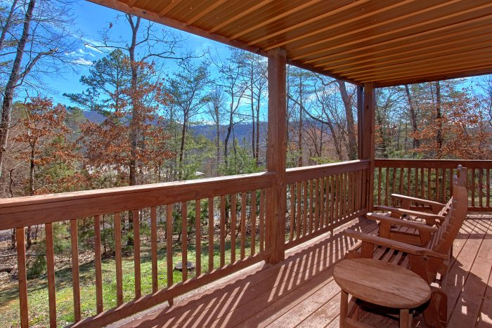 Wears Valley Cabin Sleeps 6 - Morning Mist
