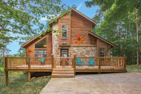 Just Relax: 2 Bedroom Gatlinburg Cabin Rental
