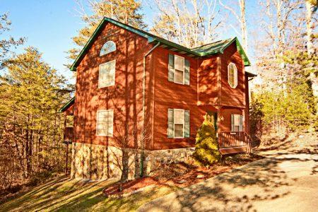 Knotty Desire: 2 Bedroom Sevierville Cabin Rental