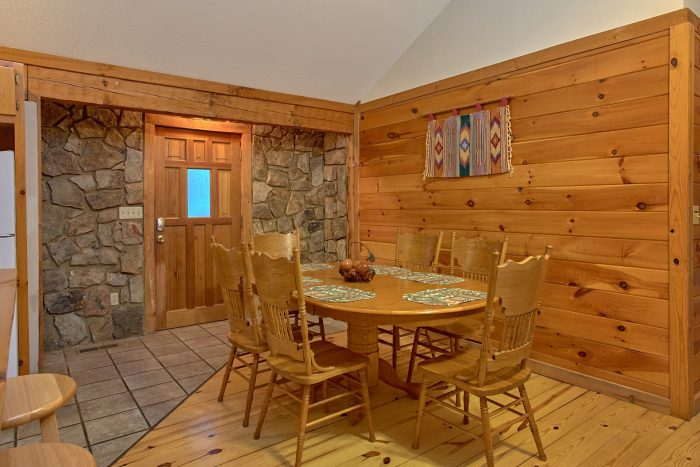 4 Bedroom Cabin with a Dining Room - Mountain Crest