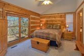 Cabin with a Master Bedroom on the Main Level