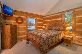 4 Bedroom Cabin with 4 Queen Beds