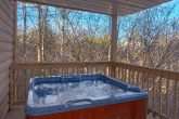 Rustic 4 Bedroom Cabin with Private Hot Tub