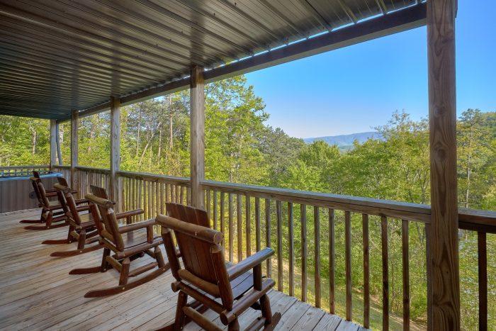 Mountain Glory Cabin Rental Photo