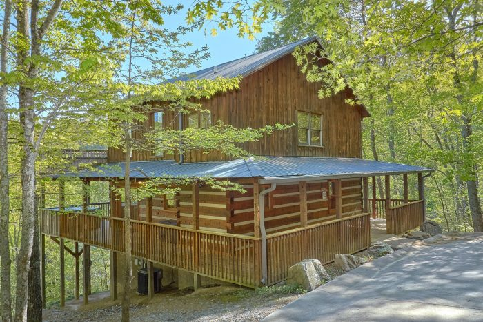 2 Bedroom cabin with Sleeper Sofa and Fireplace - Mountain Glory