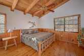 1 bedroom Cabin Sleeps 6 Extra Bedroom in Loft