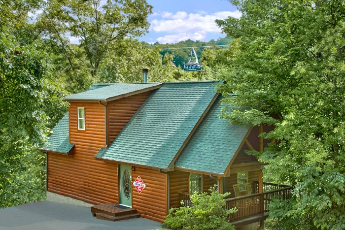 Mountain Laurel Cabin Rental Photo