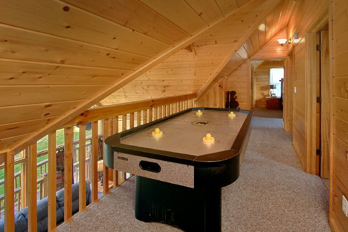 4 Bedroom Wears Valley Cabin with Air Hockey - Mountain Majesty
