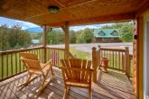 4 Bedroom Cabin with Peaceful Covered Deck