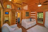 Cabin with Cozy Living Area and Loft Room