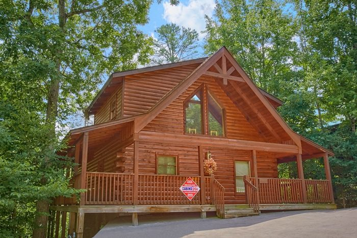 Mountain Star Cabin Rental Photo
