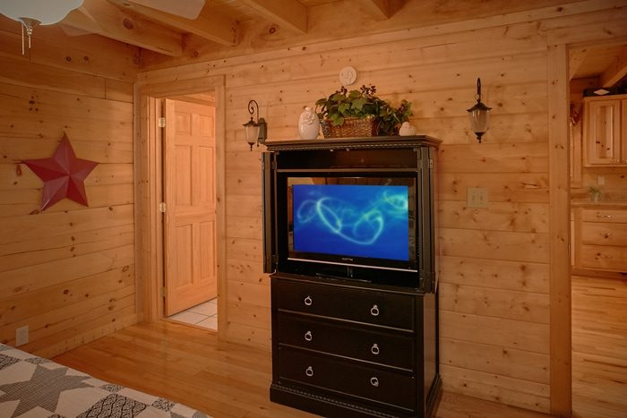1 Bedroom Cabin with Private Bedroom and bath - Mountain Star