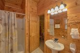 3 Bedroom Cabin with 2 Private Suites