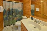 3 Bedroom Cabin with 3 Full Bathrooms