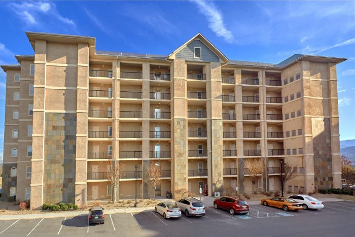 Pigeon Forge Condo Suite Near Parkway Cabins Usa