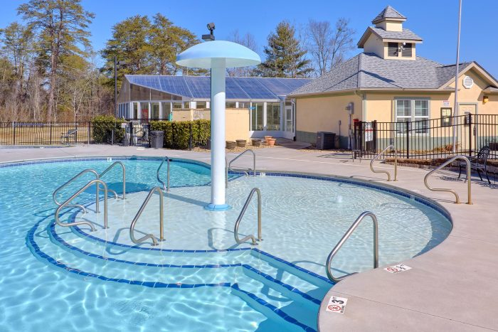 Condo with Resort Swimming Pool and Fountain - Mountain View 5102
