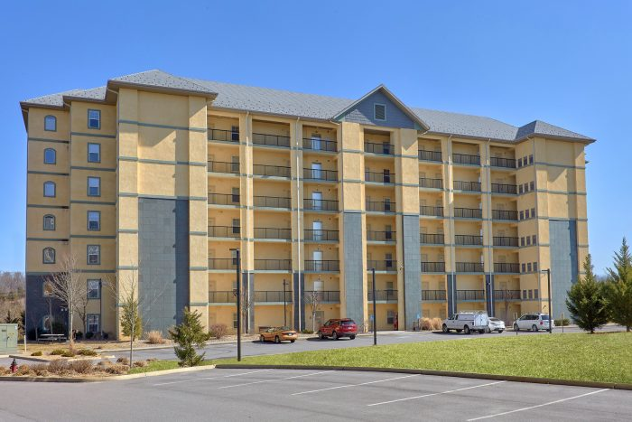 Mountain View Condos in Pigeon Forge - Mountain View 5305