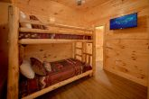 8 Bedroom Cabin with Bunk Beds