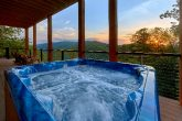 8 Bedroom Pool Cabin with a Hot Tub