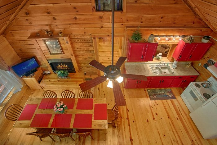 Spacious Family sized Cabin with Large Kitchen - Natures Dream