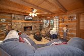 Cabin with Rustic Living Room