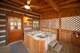 Cabin with Private Hot Tub