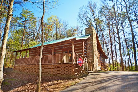 Fabulous Escape: 4 Bedroom Sevierville Cabin