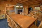 Luxury Cabin with Large Dining Room