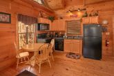 Luxury Cabin with Full Kitchen and Dining Area
