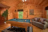 Private 1 Bedroom Cabin with Pool Table