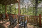 Secluded 2 Bedroom Cabin with Rocking Chairs