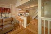 Honeymoon cabin with kitchen