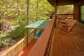 Rustic Cabin with a Creekside View