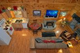 1 Bedroom Cabin with a Loft Gameroom